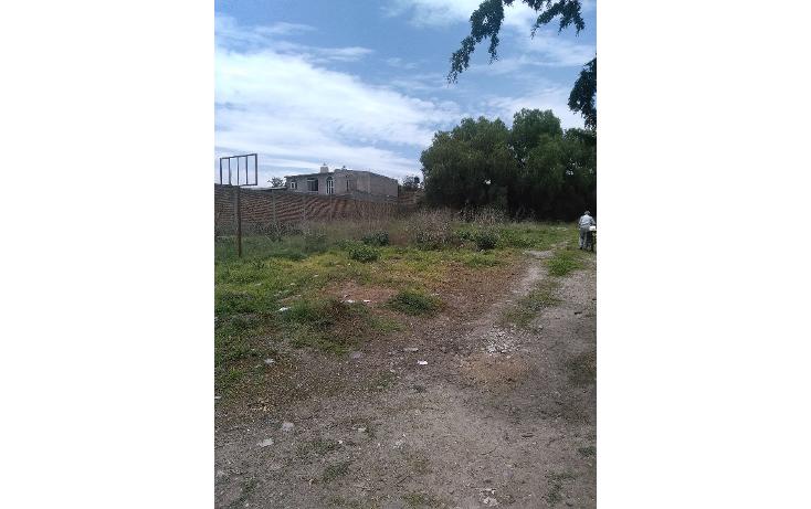 Foto de terreno habitacional en venta en  , la morita, tultepec, m?xico, 1961974 No. 05