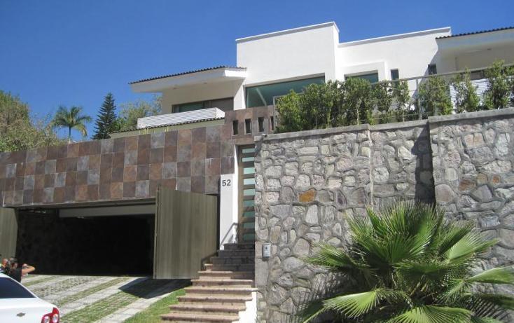 Foto de casa en venta en la nogalera 000, las cañadas, zapopan, jalisco, 1001207 No. 01