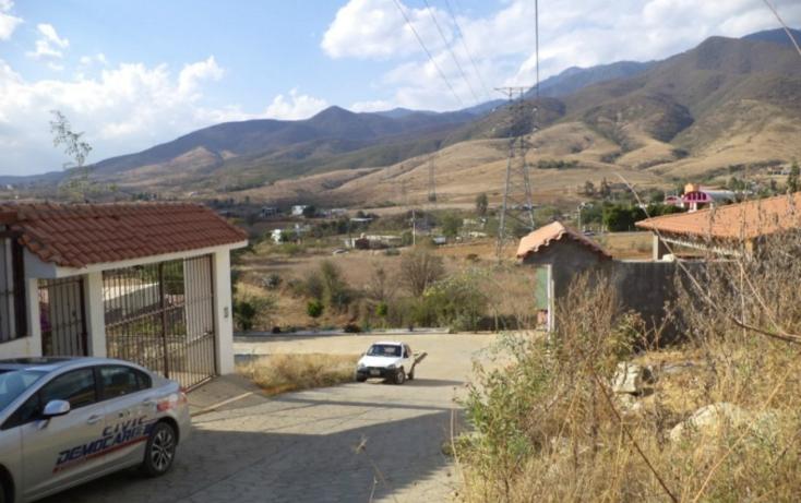 Foto de terreno habitacional en venta en la nopalera , san andres huayapam, san andr?s huay?pam, oaxaca, 448717 No. 06