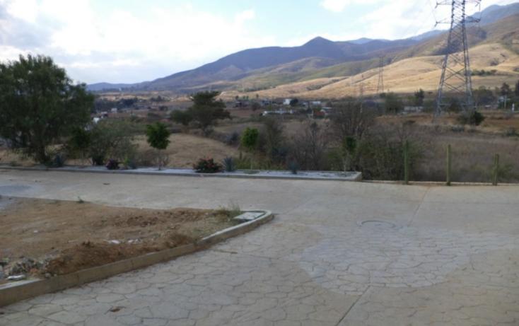 Foto de terreno habitacional en venta en la nopalera , san andres huayapam, san andr?s huay?pam, oaxaca, 448717 No. 09