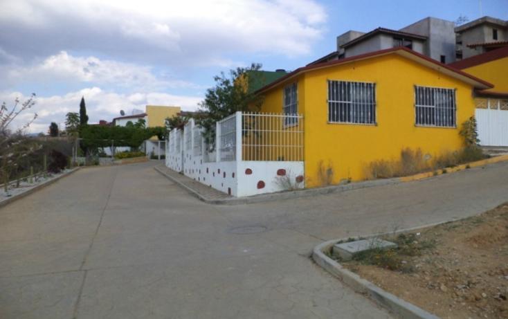 Foto de terreno habitacional en venta en la nopalera , san andres huayapam, san andr?s huay?pam, oaxaca, 448717 No. 10