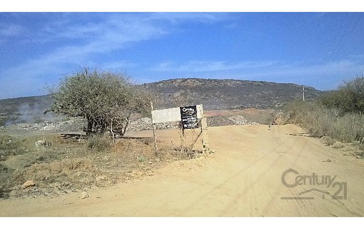 Foto de terreno habitacional en venta en  , la noria, huimilpan, querétaro, 1798851 No. 01