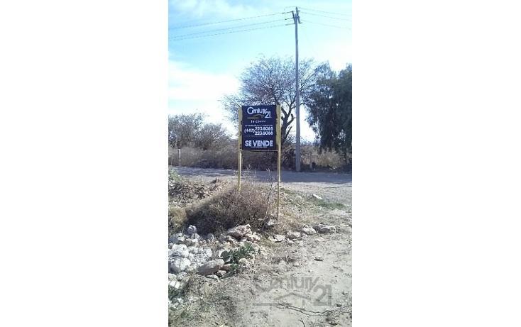 Foto de terreno habitacional en venta en  , la noria, huimilpan, querétaro, 1798851 No. 03