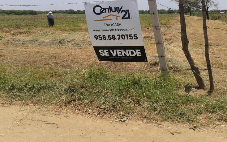 Foto de terreno comercial en venta en  , la noria, santo domingo tehuantepec, oaxaca, 1084987 No. 01