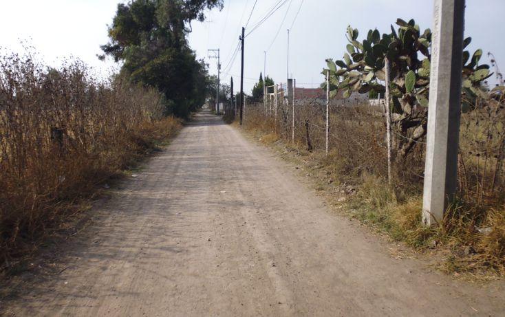 Foto de terreno habitacional en venta en la noria sn, la concepción jolalpan, tepetlaoxtoc, estado de méxico, 1037171 no 04