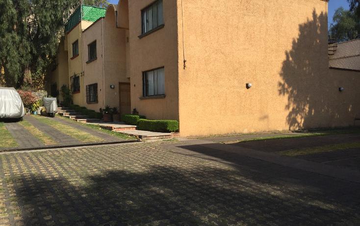 Foto de casa en condominio en venta en  , la noria, xochimilco, distrito federal, 1767908 No. 01