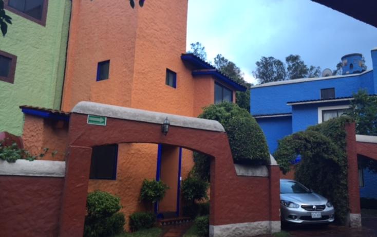 Foto de casa en venta en  , la noria, xochimilco, distrito federal, 2014564 No. 01