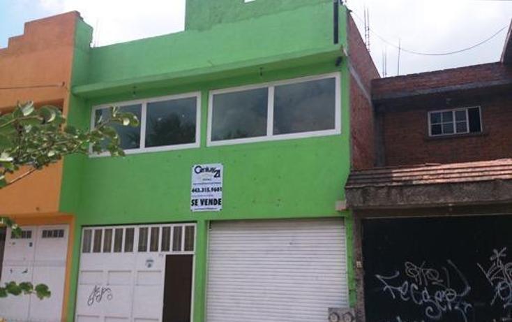 Foto de casa en venta en  , la nueva esperanza, morelia, michoacán de ocampo, 1864694 No. 01