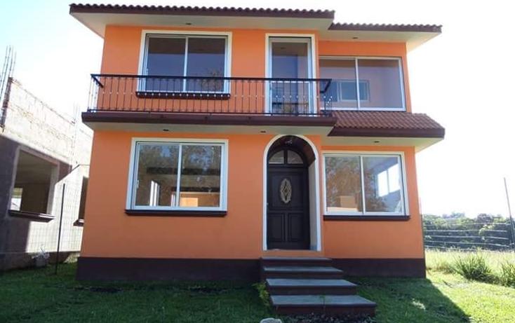 Foto de casa en venta en  , la orduña, coatepec, veracruz de ignacio de la llave, 1943636 No. 01