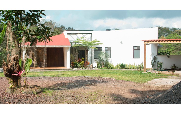Foto de casa en venta en  , la ordu?a, coatepec, veracruz de ignacio de la llave, 2043324 No. 01