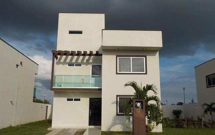 Foto de casa en venta en fraccionamiento lomas del aalba , la palma, centro, tabasco, 2029138 No. 01