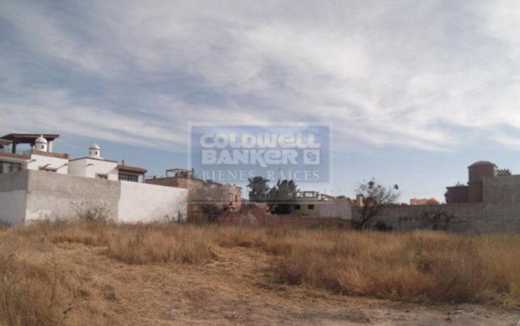 Foto de terreno habitacional en venta en la palmita, la palmita, san miguel de allende, guanajuato, 519330 no 03