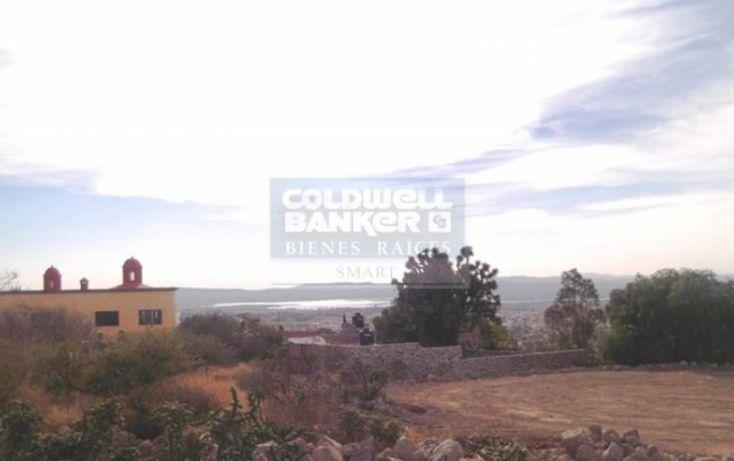 Foto de terreno habitacional en venta en la palmita, la palmita, san miguel de allende, guanajuato, 519330 no 04