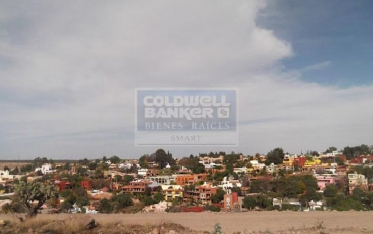Foto de terreno habitacional en venta en la palmita, la palmita, san miguel de allende, guanajuato, 519330 no 05