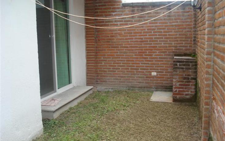 Foto de casa en renta en  , la parota, cuernavaca, morelos, 1226937 No. 27