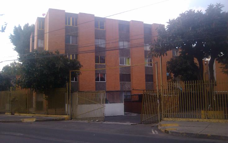 Foto de departamento en venta en  , la patera vallejo, gustavo a. madero, distrito federal, 1454899 No. 02