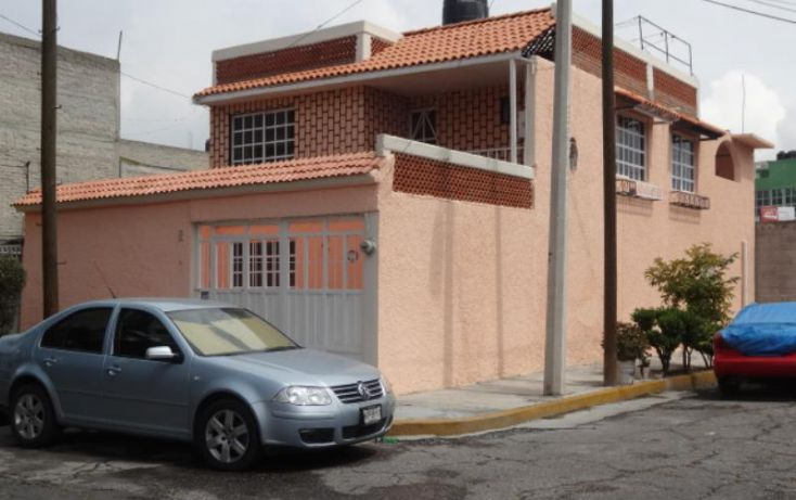 Foto de casa en venta en la paz 5, jardines de morelos 5a sección, ecatepec de morelos, estado de méxico, 1517656 no 01