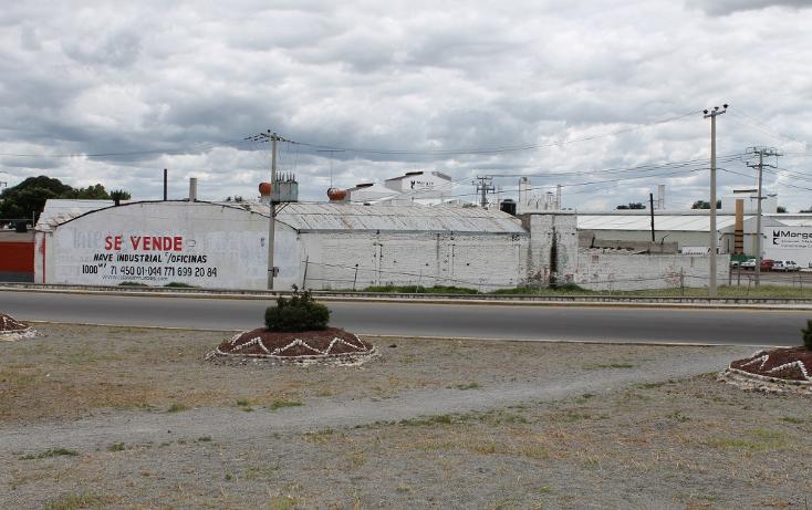 Foto de nave industrial en venta en  , la paz, pachuca de soto, hidalgo, 1071849 No. 02