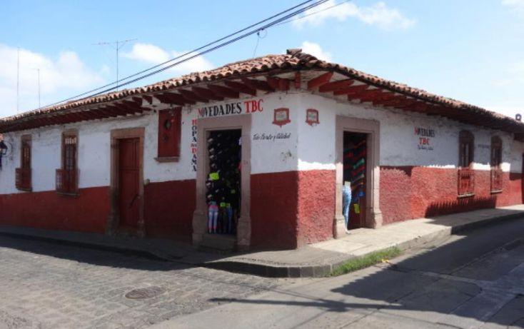 Foto de casa en venta en la paz, pátzcuaro, pátzcuaro, michoacán de ocampo, 2006880 no 01