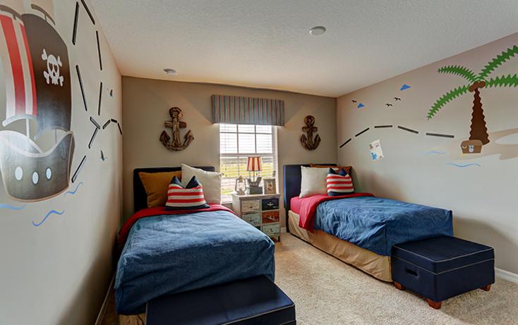Foto de casa en venta en  , la paz, puebla, puebla, 1571930 No. 08
