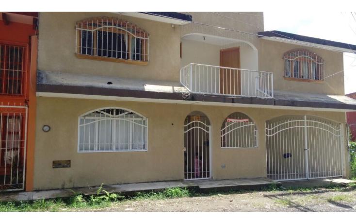Foto de casa en venta en  , la pedreguera, xalapa, veracruz de ignacio de la llave, 2014222 No. 01