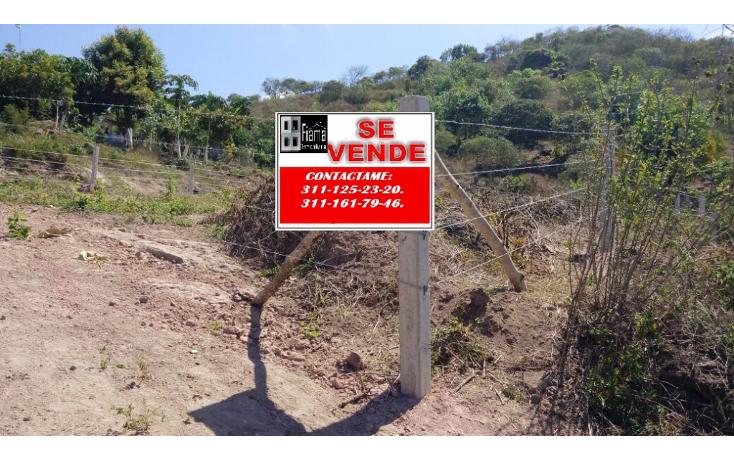 Foto de terreno habitacional en venta en  , la peñita de jaltemba centro, compostela, nayarit, 1330151 No. 04