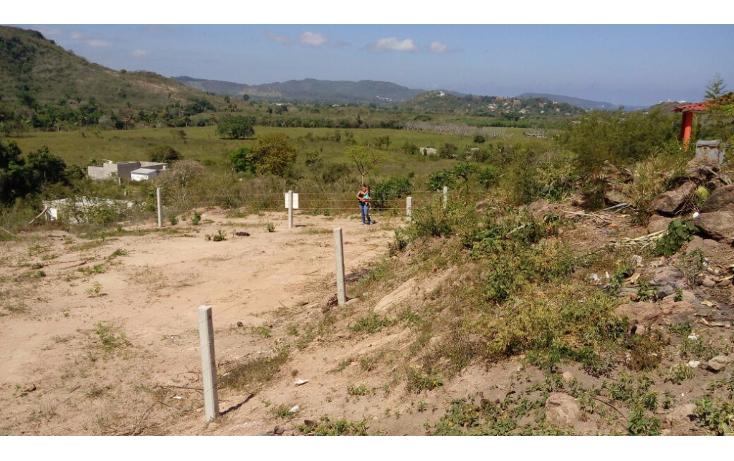 Foto de terreno habitacional en venta en  , la peñita de jaltemba centro, compostela, nayarit, 1330151 No. 06
