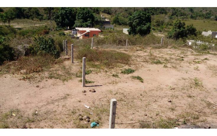 Foto de terreno habitacional en venta en  , la peñita de jaltemba centro, compostela, nayarit, 1330151 No. 07