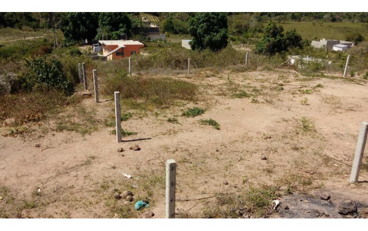 Foto de terreno habitacional en venta en  , la peñita de jaltemba centro, compostela, nayarit, 1330151 No. 09