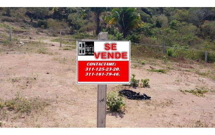 Foto de terreno habitacional en venta en  , la peñita de jaltemba centro, compostela, nayarit, 1330151 No. 10