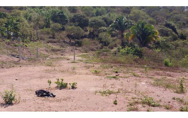 Foto de terreno habitacional en venta en  , la peñita de jaltemba centro, compostela, nayarit, 1330151 No. 12