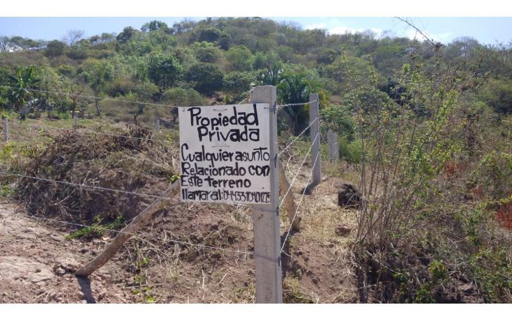 Foto de terreno habitacional en venta en  , la peñita de jaltemba centro, compostela, nayarit, 1330151 No. 13