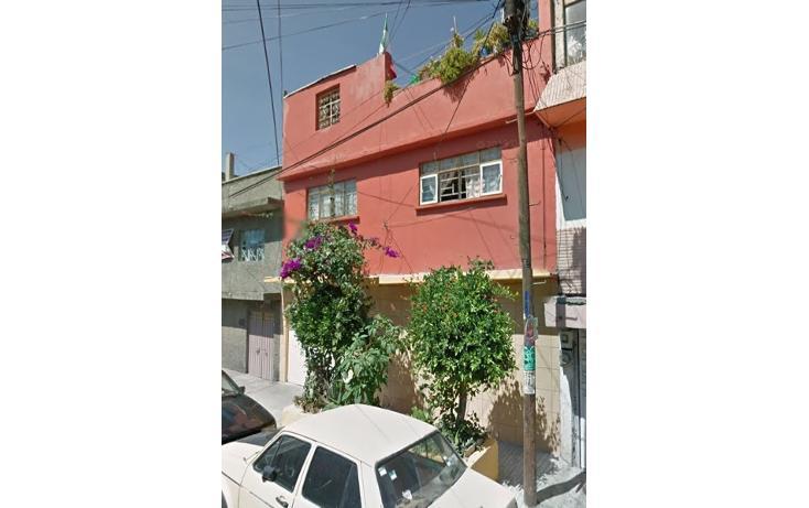 Foto de casa en venta en  , la perla, nezahualcóyotl, méxico, 1908493 No. 01