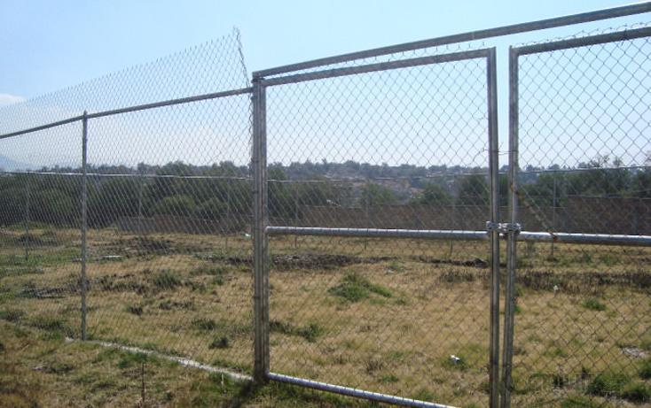 Foto de terreno habitacional en venta en  , la piedad, cuautitlán izcalli, méxico, 1711458 No. 06