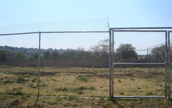 Foto de terreno habitacional en venta en  , la piedad, cuautitlán izcalli, méxico, 1711458 No. 07