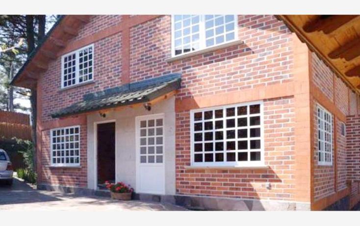 Foto de casa en renta en  , la pila, cuajimalpa de morelos, distrito federal, 2824534 No. 01