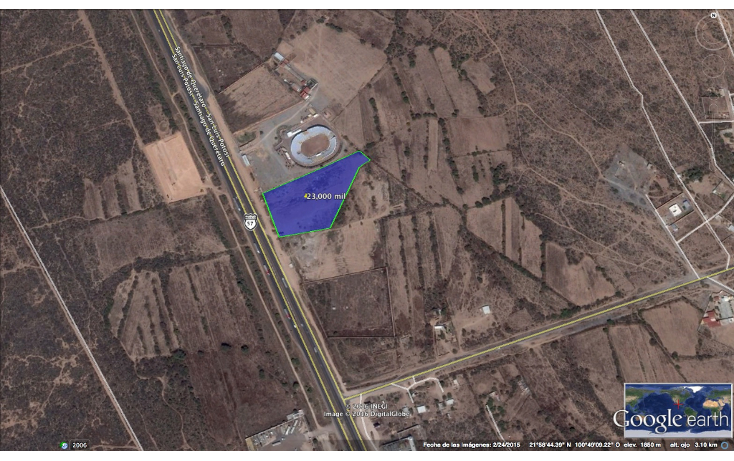 Foto de terreno comercial en venta en  , la pila, san luis potosí, san luis potosí, 1857472 No. 01
