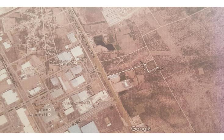 Foto de terreno habitacional en venta en  , la pila, san luis potosí, san luis potosí, 1873430 No. 01
