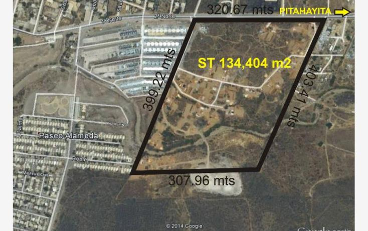 Foto de terreno comercial en venta en  , la pitahayita, culiacán, sinaloa, 1933498 No. 01
