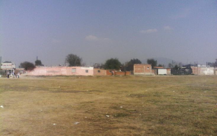 Foto de terreno habitacional en venta en domicilio conocido , la planada, coyotepec, méxico, 2732088 No. 01