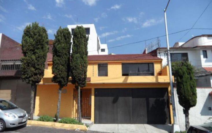 Foto de casa en venta en la posta 38, colina del sur, álvaro obregón, df, 1765958 no 02