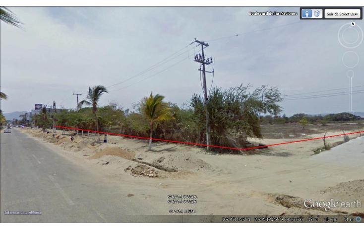 Foto de terreno habitacional en venta en  , la poza, acapulco de juárez, guerrero, 1119379 No. 01