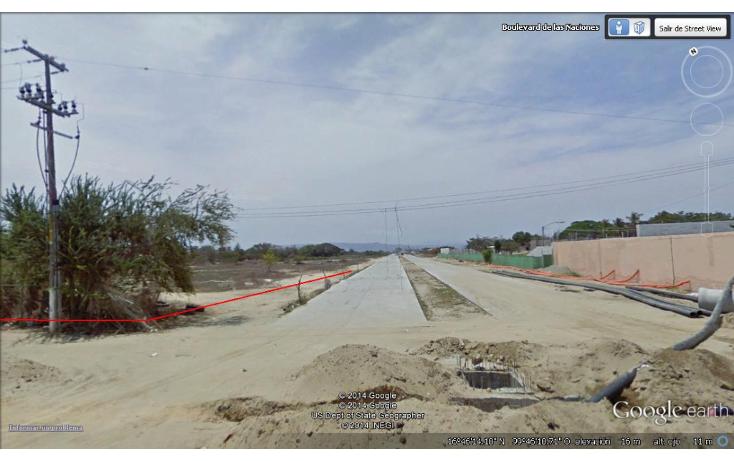 Foto de terreno habitacional en venta en  , la poza, acapulco de juárez, guerrero, 1119379 No. 02