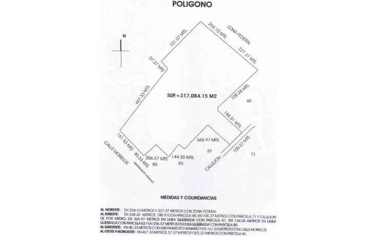 Foto de terreno habitacional en venta en  , la poza, acapulco de juárez, guerrero, 1172663 No. 01