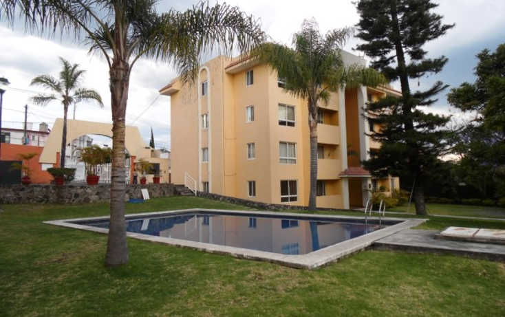 Foto de departamento en renta en  , la pradera, cuernavaca, morelos, 1146711 No. 01