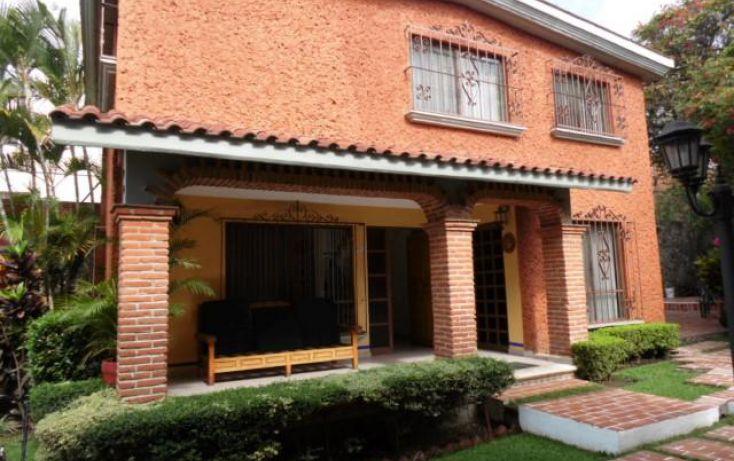Foto de casa en condominio en renta en, la pradera, cuernavaca, morelos, 1292643 no 01