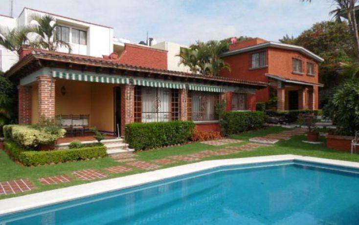 Foto de casa en condominio en renta en, la pradera, cuernavaca, morelos, 1292643 no 02
