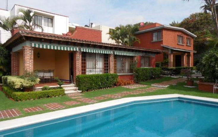 Foto de casa en renta en  , la pradera, cuernavaca, morelos, 1292643 No. 02