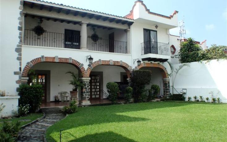 Foto de casa en venta en  , la pradera, cuernavaca, morelos, 1943628 No. 01