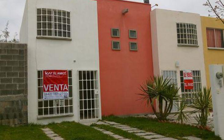 Foto de casa en condominio en venta en, la pradera, el marqués, querétaro, 1761326 no 01